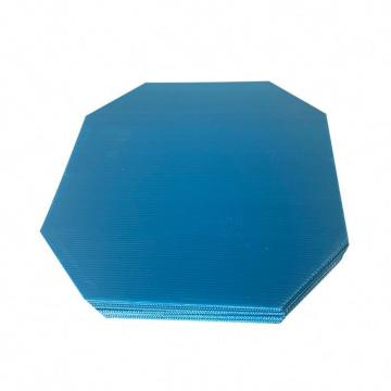 Foldable PP Hollow Box Decorative PP Hollow Wardrobe Box Customized PP Hollow Plate