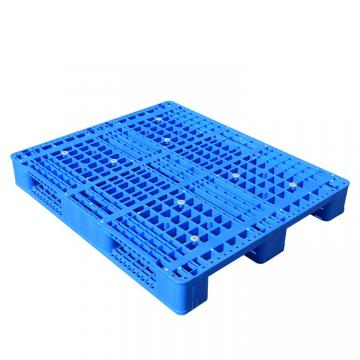 Industrial Heavy Duty Plastic Pallet With Lined Steel Pipe