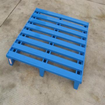 Large Size Double Sides Warehouse Storage Stacking Use Plastic Pallet For Flour Bags