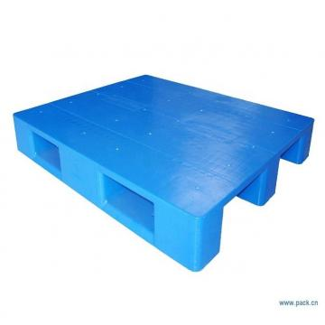 Platform Stacking Autowarehouse Plastic Pallet For Textile With Virgin Material