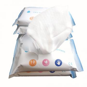 High quality and Low Price 75% Wet Wipes For Skin Antiseptic Cleaning