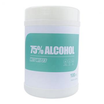 Alcohol wet wipes
