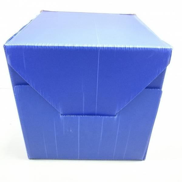 Airline Carry-on Luggage Folding PP Corrugated Plastic Sheet #3 image