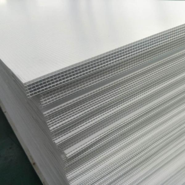 High Quality Cheap Price PP Hollow Board Corrugated Plastic Sheets #2 image