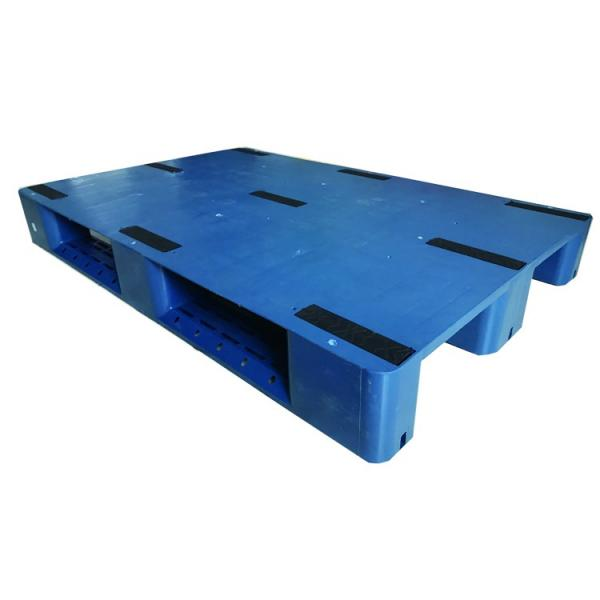 Closed Surface Food Pharmaceutical Industry Plastic Pallet #3 image